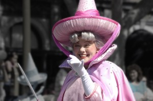 Pink Fairy Godmother, Flora by Auntie Rain on Flickr