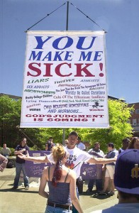 """You make me sick"" by Erik R. Bishoff, Flickr"