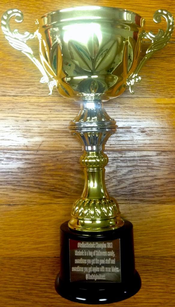 Sweet Trophy!